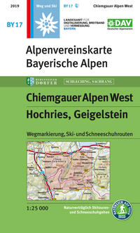 Chiemgauer Alpen, West, Hochries, Geigelstein