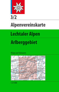 Lechtaler Alpen - Arlberggebiet