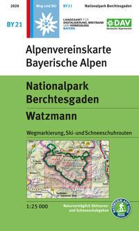 Nationalpark Berchtesgaden, Watzmann