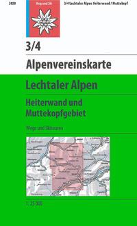 Lechtaler Alpen - Heiterwand und Mutterkopfgebiet