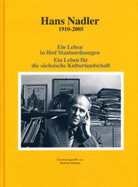 Hans Nadler 1910-2005