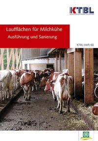 Laufflächen für Milchkühe