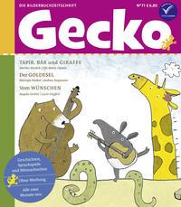 Gecko Kinderzeitschrift 71