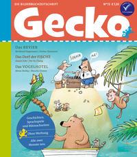 Gecko Kinderzeitschrift 72
