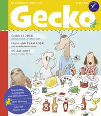 Gecko Kinderzeitschrift 85