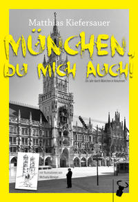 München, du mich auch! - Cover