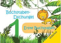 Buchstaben-Dschungel: Erste Buchstaben