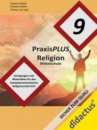 PraxisPLUS Religion Mittelschule Jahrgangsstufe 9 - Cover
