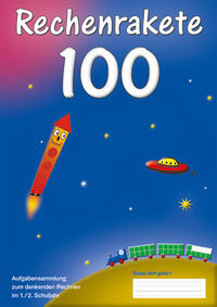 Rechenrakete 100