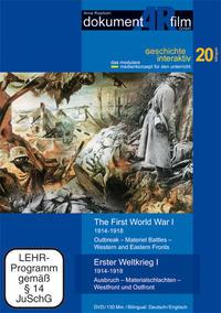 Erster Weltkrieg I - 1914-1918 - Cover