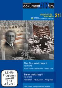 Erster Weltkrieg II - 1914-1918