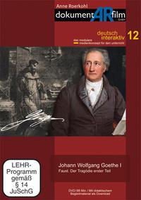 Johann Wolfgang Goethe I