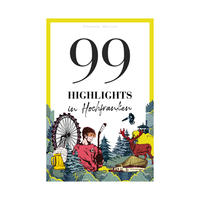 99 Highlights in Hochfranken - Cover