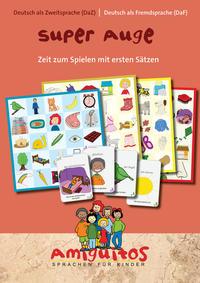 Superauge für Deutsch als Zweitsprache (DaZ) / Deutsch als Fremdsprache (DaF)