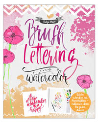 Cover: Katja Haas Brushlettering und Watercolor