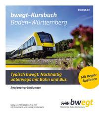Kursbuch Baden-Württemberg 2021