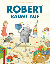 Robert räumt auf