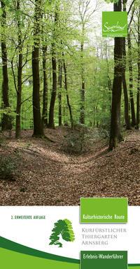 Kurfürstlicher Thiergarten Arnsberg Erlebnis-Wanderführer - Cover