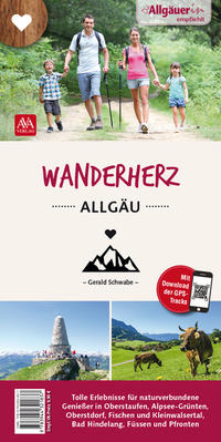 Wanderherz Allgäu
