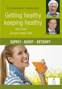 Getting healthy, keeping healthy with fresh Enzyme Yeast Cells