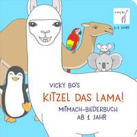 Kitzel das Lama! - Cover