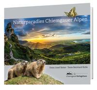 Naturparadies Chiemgauer Alpen - Cover
