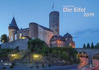 Eifel 2019 Wandkalender A3 Spiralbindung