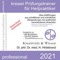 kreawi Prüfungstrainer für Heilpraktiker