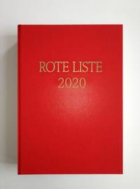 ROTE LISTE 2020 Buchausgabe Einzelausgabe