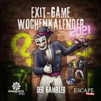 Der Gambler - Exit-Game-Kalender 2021