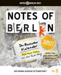Notes of Berlin 2021