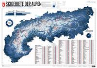 268 Skigebiete der Alpen