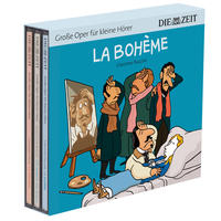 La Bohème/Der Barbier von Sevilla/La Traviata - Die ZEIT-Edition