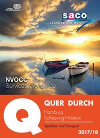 QUER DURCH HAMBURG Spedition und Transport 2017/2018