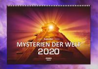 Kalender 'Mysterien der Welt 2020'