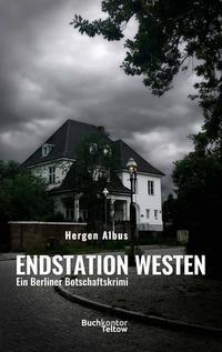 Endstation Westen - Cover