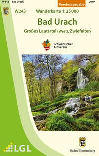 Bad Urach - Großes Lautertal (West), Zwiefalten