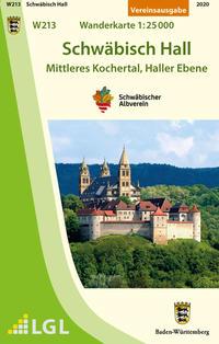 Schwäbisch Hall - Mittleres Kochertal, Haller Ebene