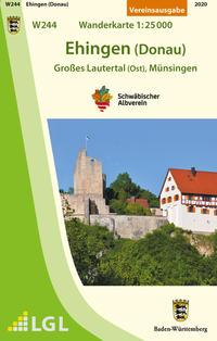 Ehingen (Donau) - Großes Lautertal (Ost), Münsingen