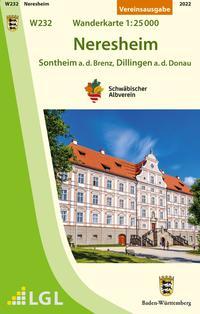 W232 Neresheim - Sontheim a.d.Brenz, Dillingen a.d.Donau