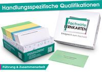 Handlungsspezifische Qualifikationen - Lernkarten Führung & Zusammenarbeit