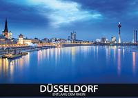 Düsseldorf - entlang dem Rhein