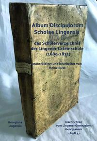 Album Discipulorum Scholae Lingensis