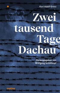 Zweitausend Tage Dachau - Cover