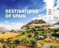 Destinations of Spain
