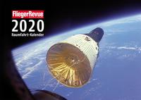 FliegerRevue Raumfahrt-Kalender 2020