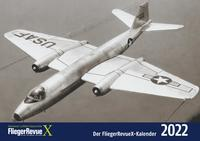 FliegerRevueX Kalender 2022