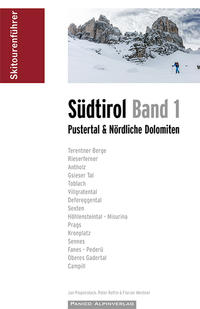 Skitourenführer Südtirol 1