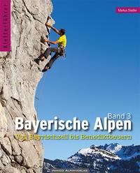 Kletterführer Bayerische Alpen Band 3