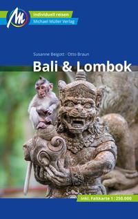 Bali & Lombok Reiseführer Michael Müller Verlag